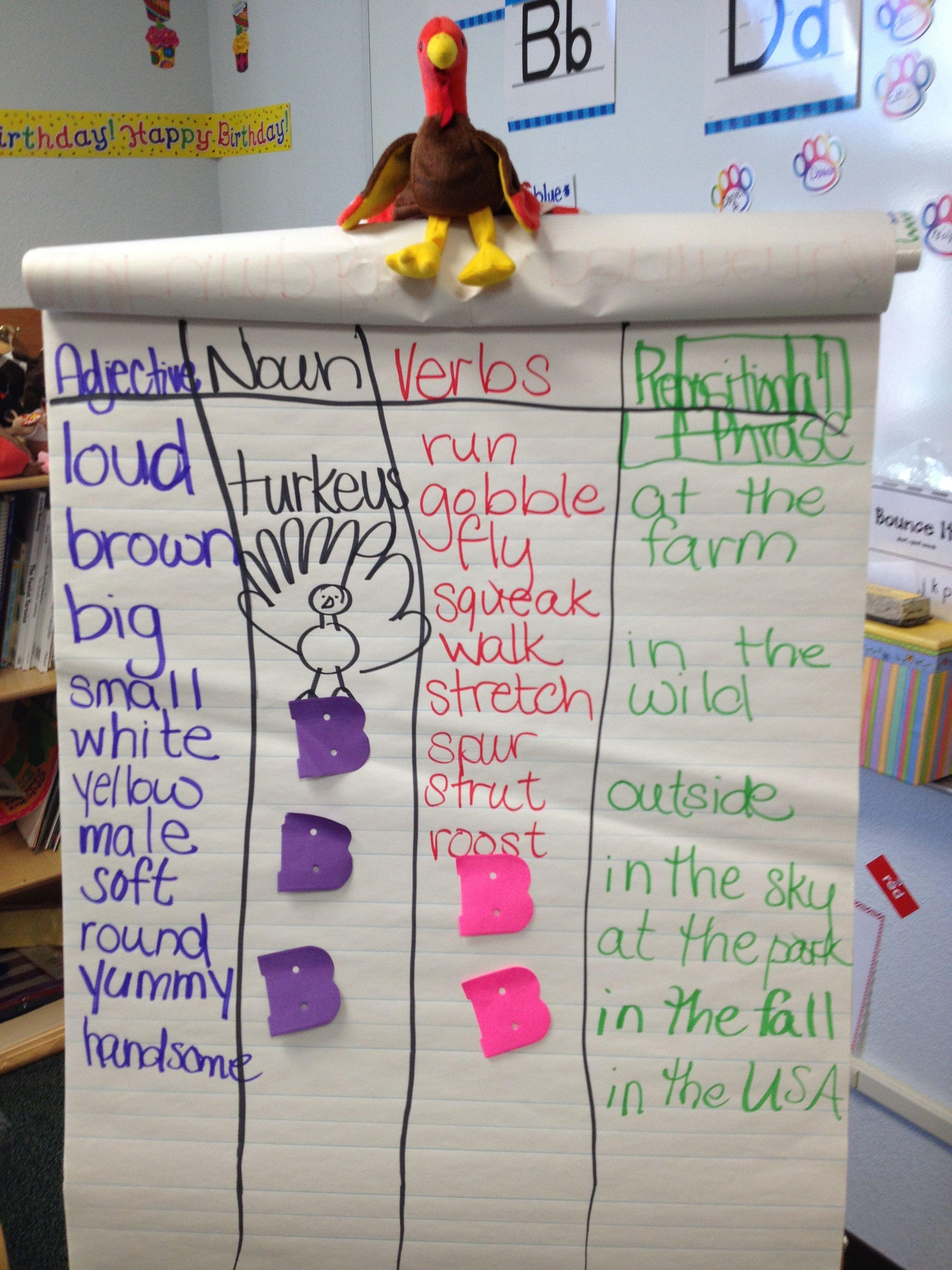 Glad Strategy Kindergarten
