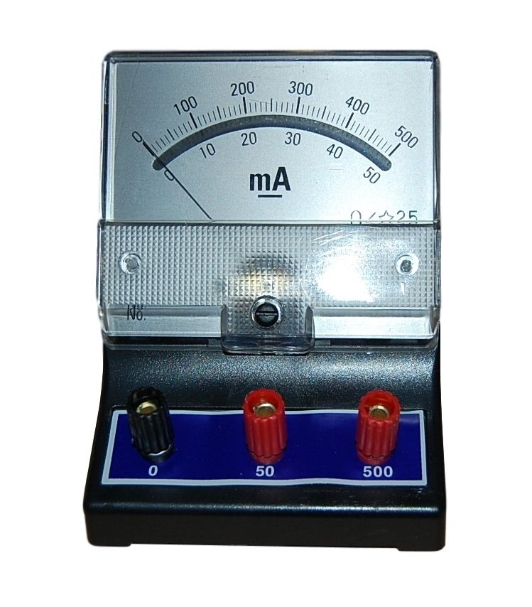 ac993bd8dc7d0b6b793414c253362714 this dual range 0 50 or 0 500 miliampere (ma) dc ammeter features DC Amp Meter Wiring Diagram at n-0.co