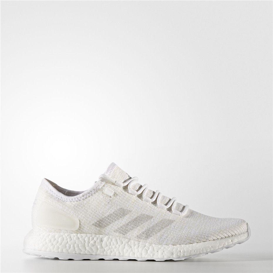 la carretera latitud hablar  Adidas Pure Boost Clima Shoes (Running White Ftw / Clear Grey / Chalk) |  Adidas para hombres, Zapatos hombre, Zapatillas adidas climacool