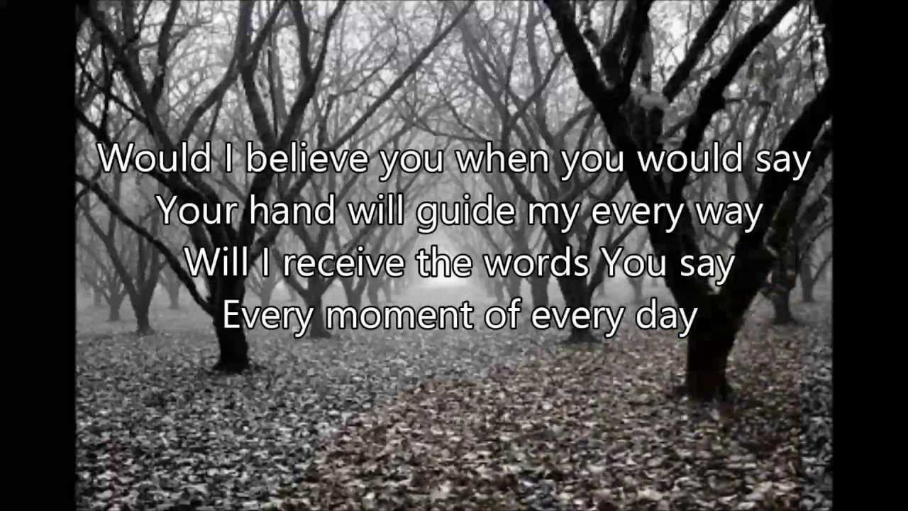 Jeremy camp there will be a day lyric video jeremy camp jeremy camp there will be a day lyric video jeremy camp pinterest jeremy camp christian music and inspirational music hexwebz Images