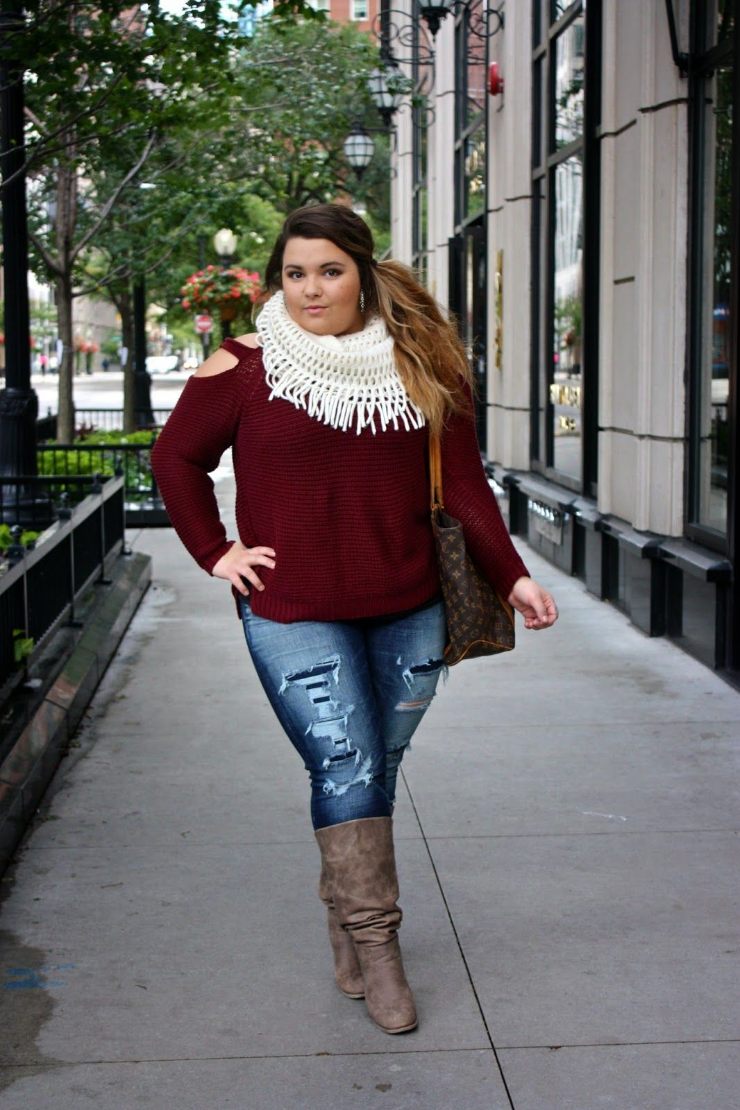 Fall inspired outfits on www.natalieinthecity.com | Plus ...