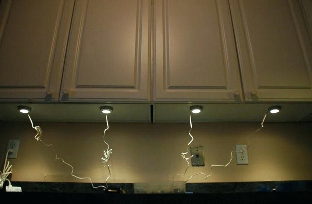 Hard Wire Cabinet Lighting Low Voltage Hardwired Under