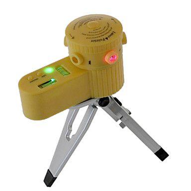 7 99 Multifunction Laser Level Leveler Tool With Tripod Plastic Material Laser Levels Plastic Material Laser
