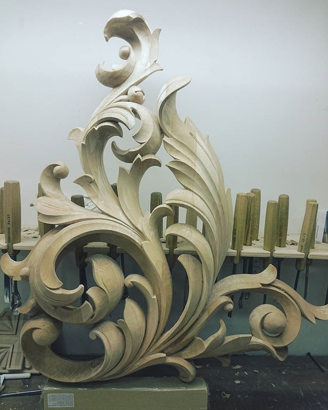 Arts And Crafts Style Shelves Wood Carving Wood Carving