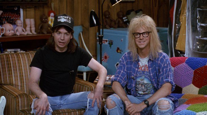 Wayne and Garth Pop culture - pop culture halloween costume ideas