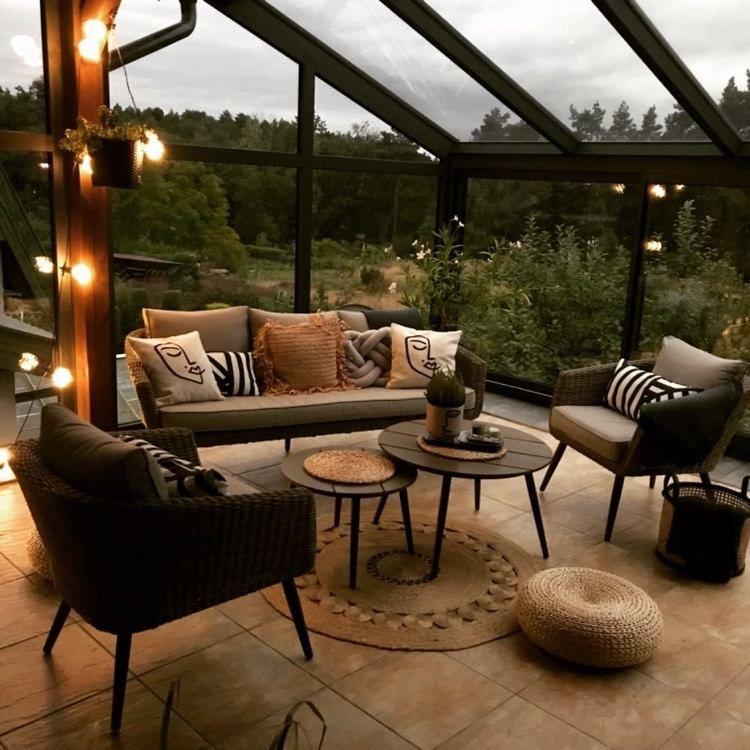 Photo of 30+ Wintergarten Ideen und Beispiele für moderne Einrichtung