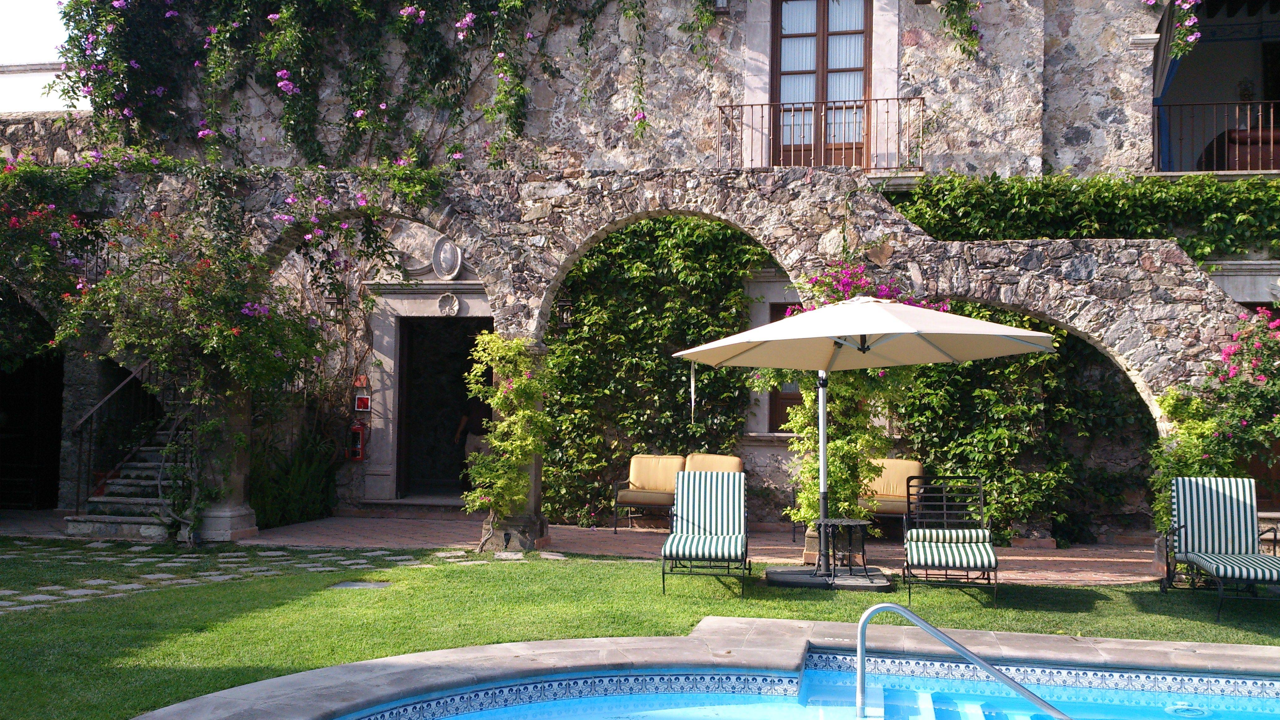 Hotel Casa Sierra Nevada, San Miguel de Allende, Gto.
