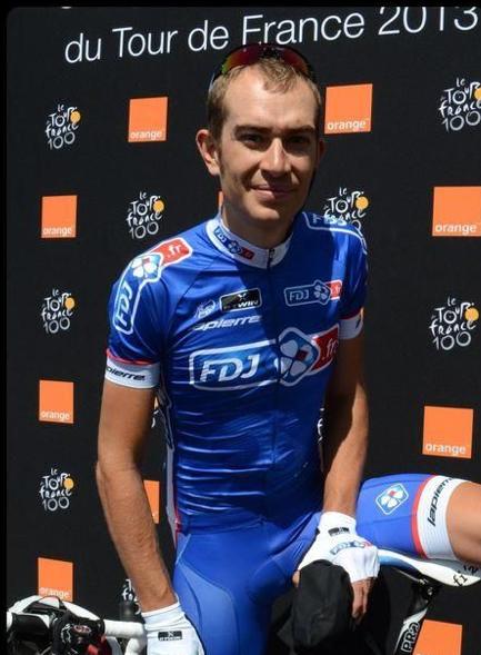 Jérémy Roy  Tour de France 2013 #tdf #orange
