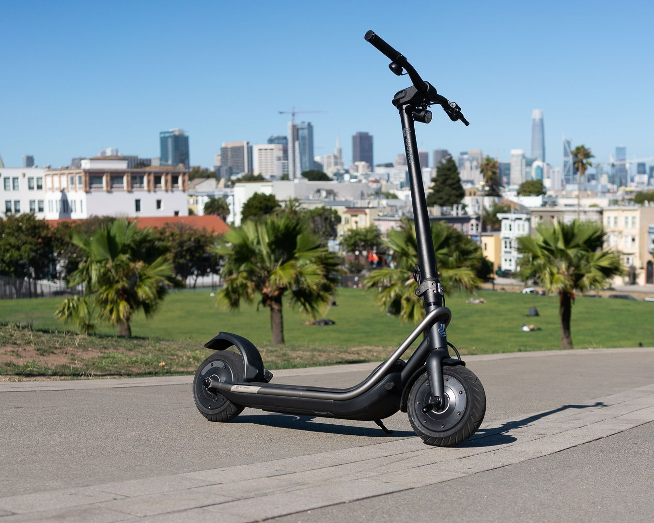 Electric Scooter Performance Tests Range Acceleration Hill