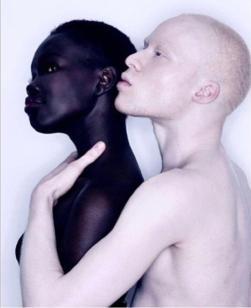 Weißer mann aus schwarzen mädchen meinungen