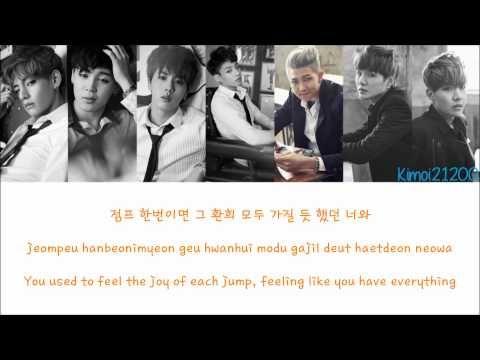 BTS (방탄소년단) - Jump  Hangul Romanization English  Color   Picture Coded HD -  YouTube 3f5164287