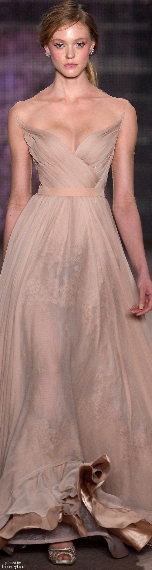 Samuel Cirnansck Fall 2016 RTW   Vestido de dama   Pinterest   Color ...