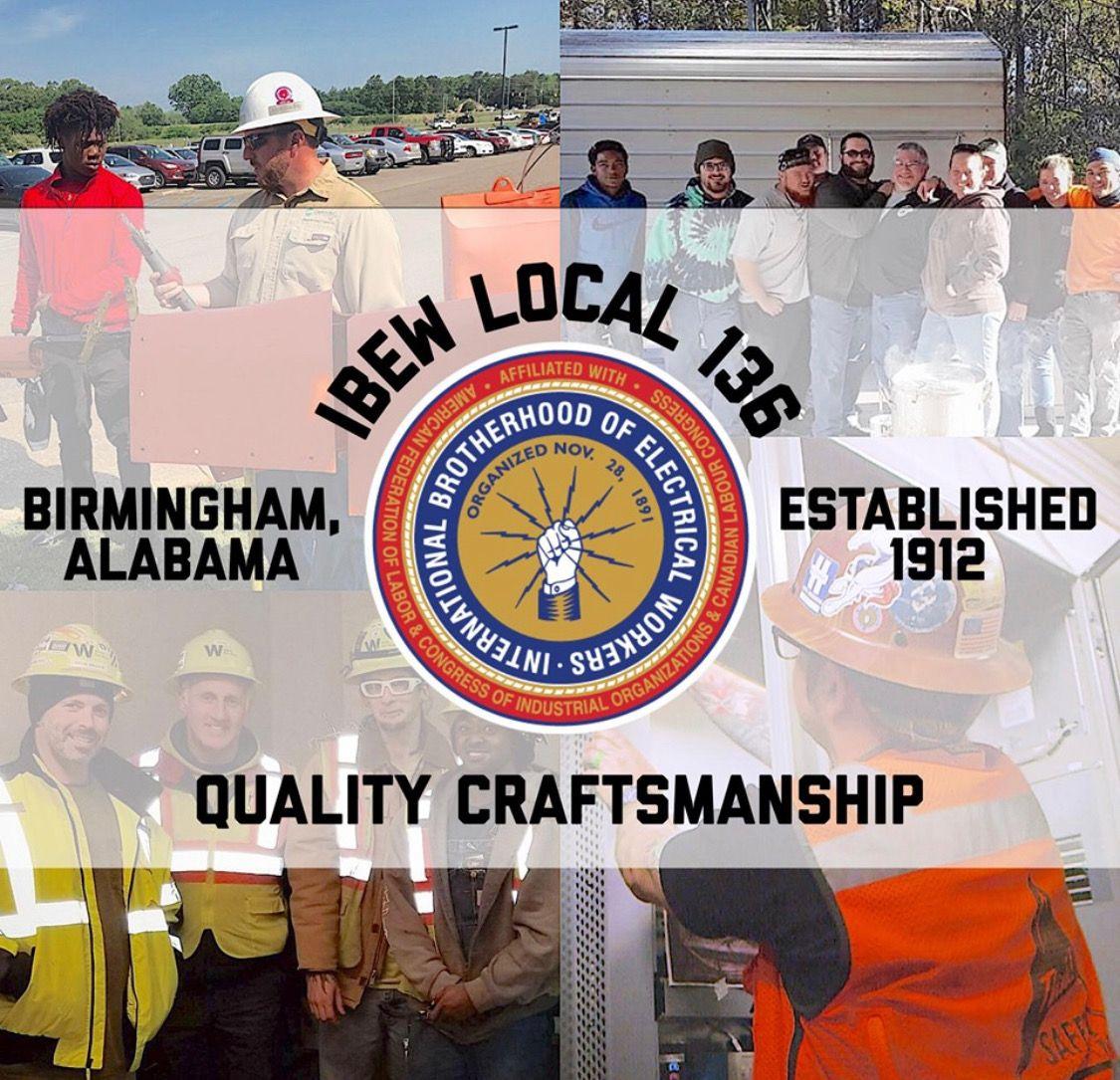 Ibew by ed starr electrical workers birmingham brotherhood