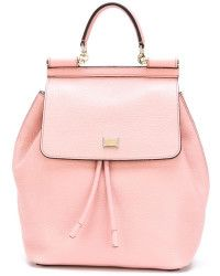 46b8aecf933f Dolce & Gabbana | 'sicily' Backpack | Lyst | CRAY DOLLIN MARY POPPIN ...