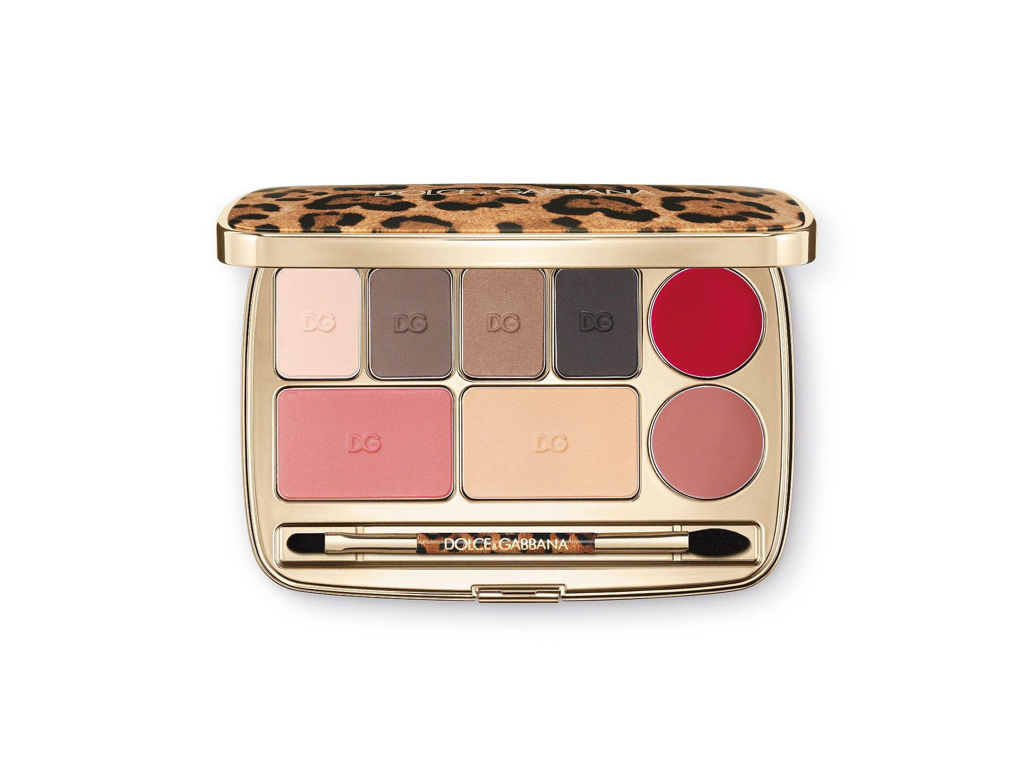 Dolce & Gabbana Beauty Voyage Makeup Essential Palette