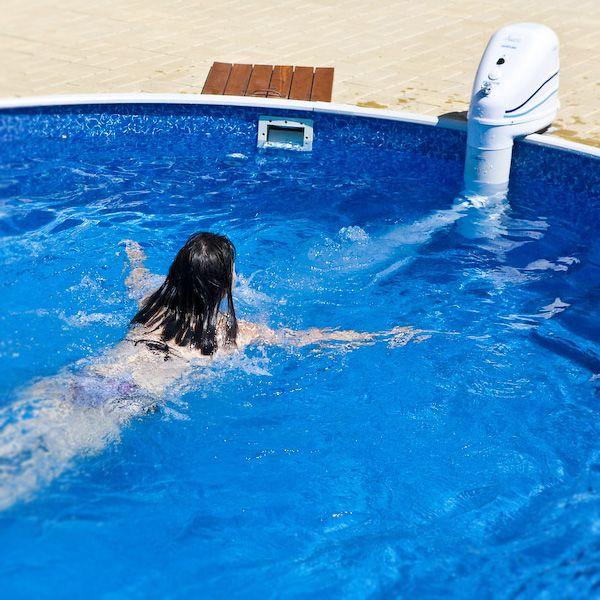 Great Sport Im Eigenen Swimmingpool: Mit Gegenstromanlagen Können Sie Auch In  Kleinen Schwimmbecken Endlos Lange Bahnen