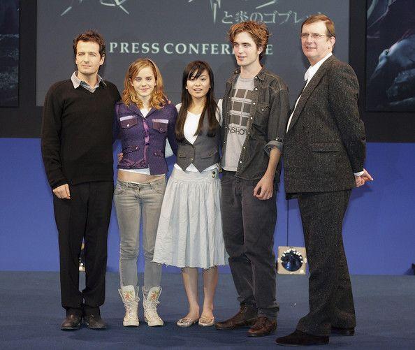 Emma Watson Photostream Emma Watson Harry Potter Katie Leung Harry Potter Cast