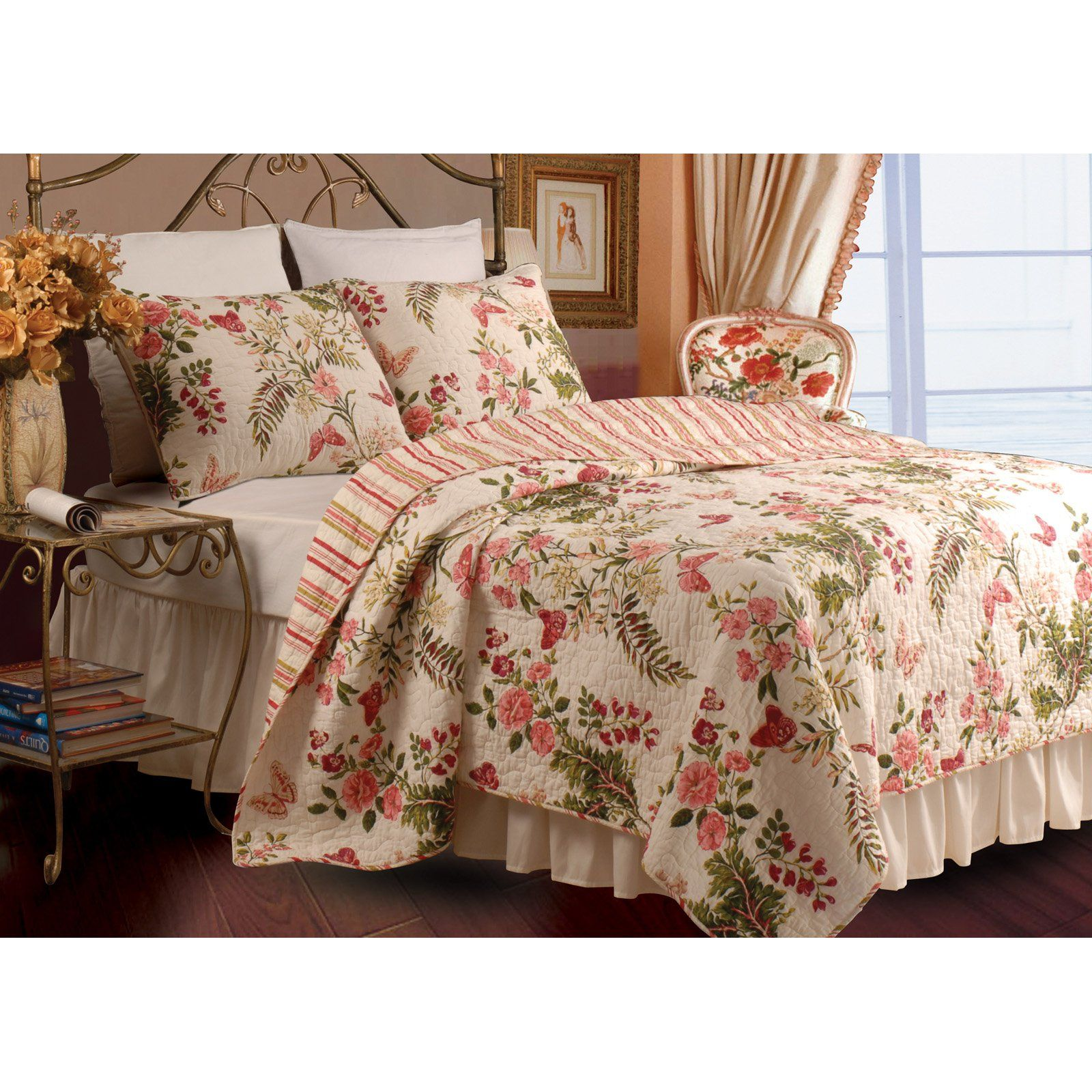 Have To Have It Greenland Home Fashions Butterflies 2