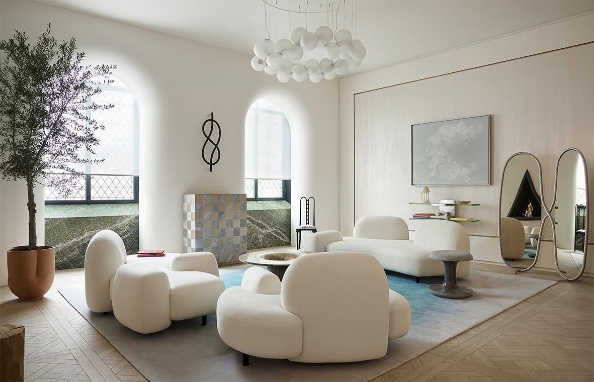 Get Inspired By The 10 French Best Interior Designers White Interior Design Interior Design Best Interior