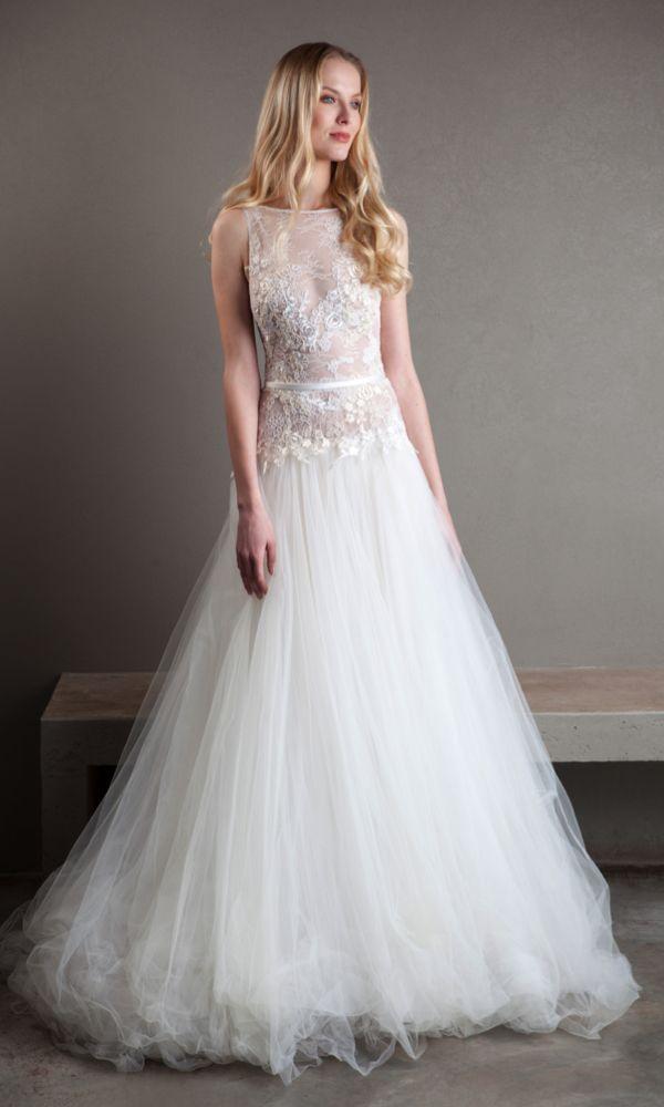 The beautiful 2017 Anna Georgina bridal collection | Wedding dress ...