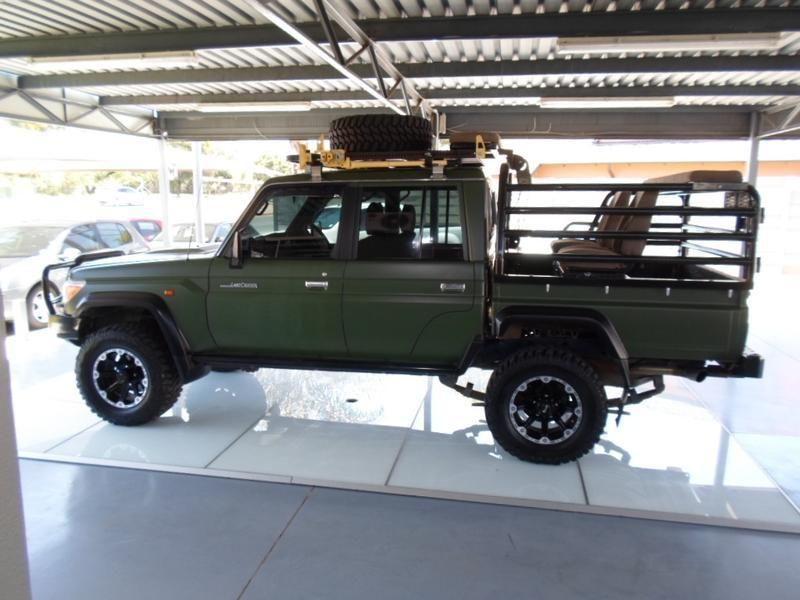 2015 Toyota Land Cruiser 79 4 5d 4d Lx V8 Double Cab For Sale Land Cruiser Toyota Land Cruiser Toyota Cruiser