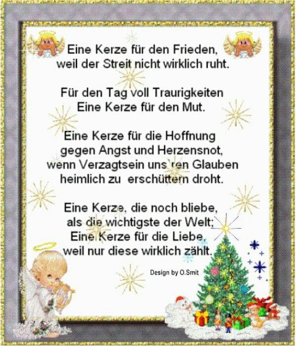 Pin Von Michaela Dolle Auf Geschichte Gedicht Weihnachten Weihnachten Spruch Zitate Weihnachten