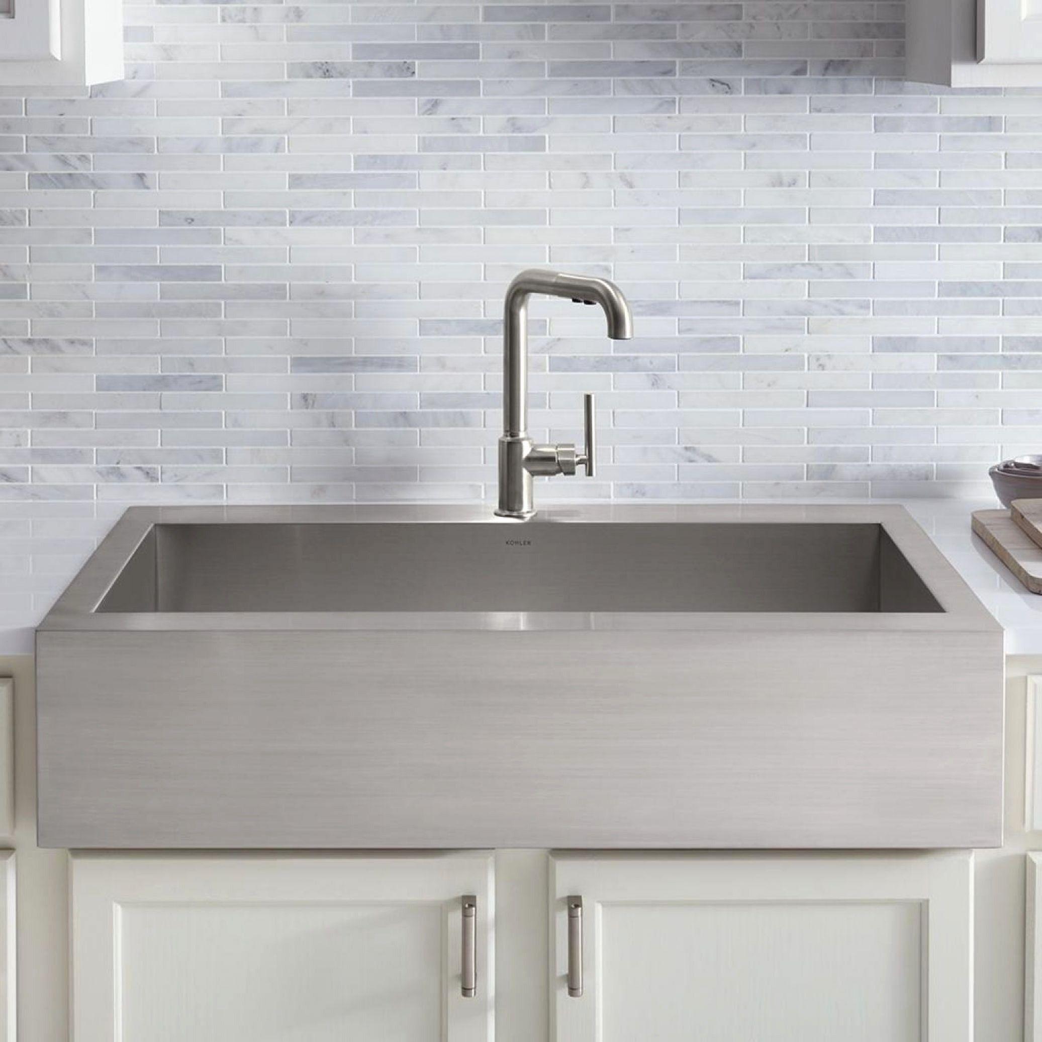 Unique Best Faucet for Farmhouse Sink | Faucet, Sinks and Kohler ...