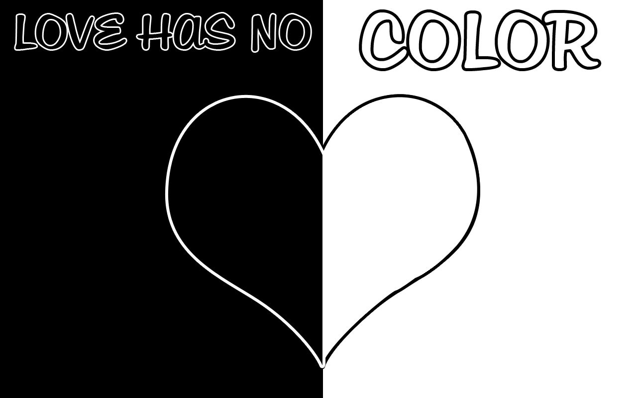 Love Has No Color Meaningful Words Pinterest Love Interracial