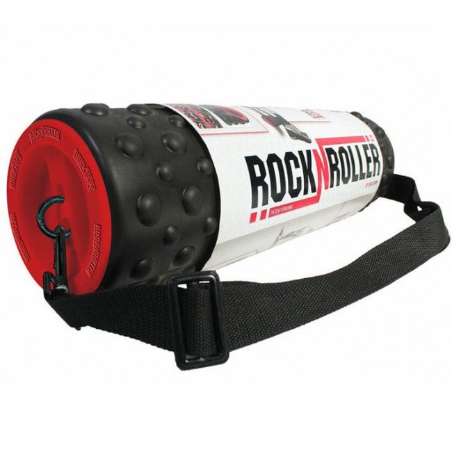 The RockNRoller by RockTape is not your typical foam roller. For starters, it was designed and developed by industry-leading rehabilitation doctors and therapists to provide maximum benefits to fascia and soft tissue.
