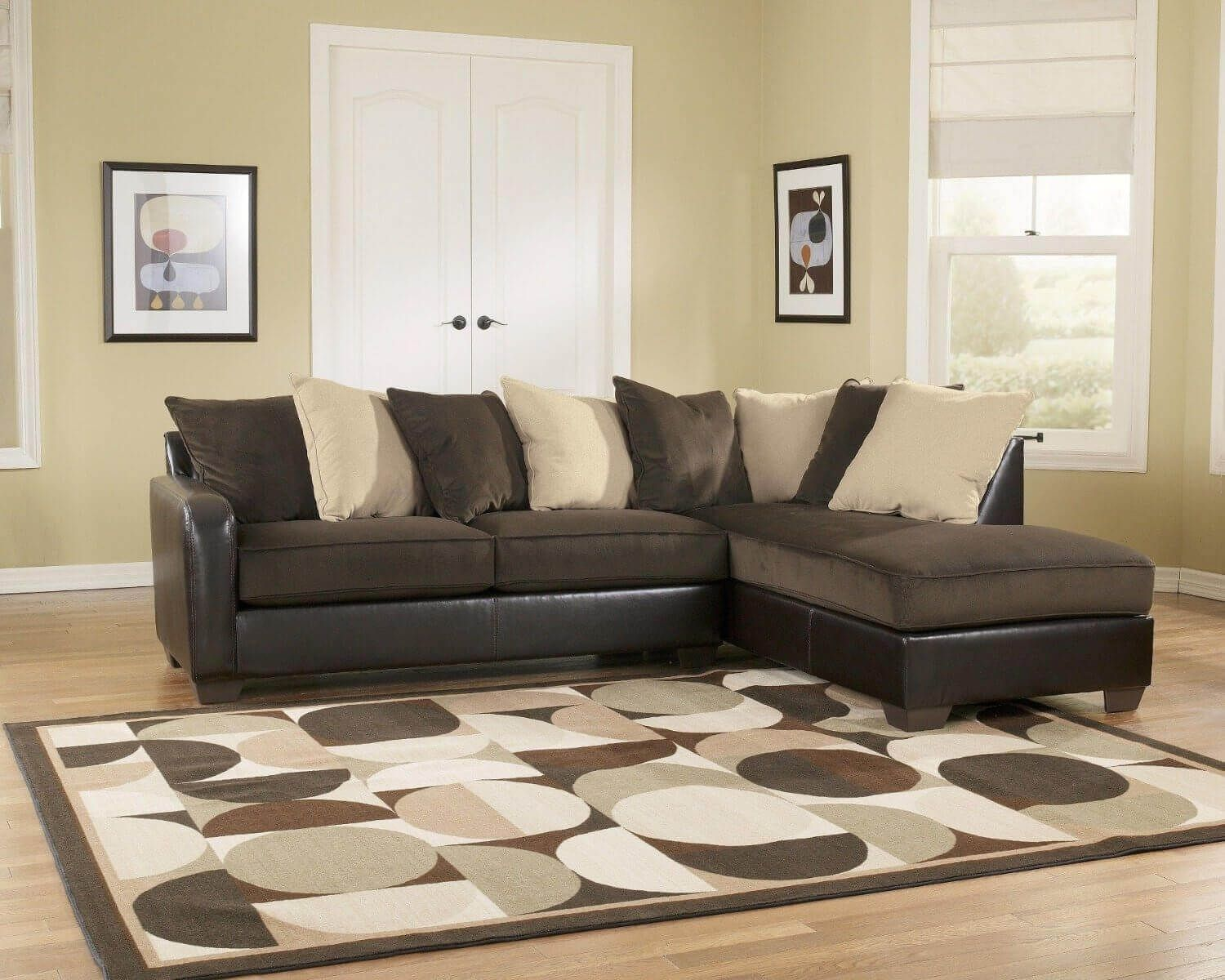 Leather Sofa Sectionals Under 1000 With Images Sectional Sofa With Chaise Ashley Furniture Sectional Couch Furniture