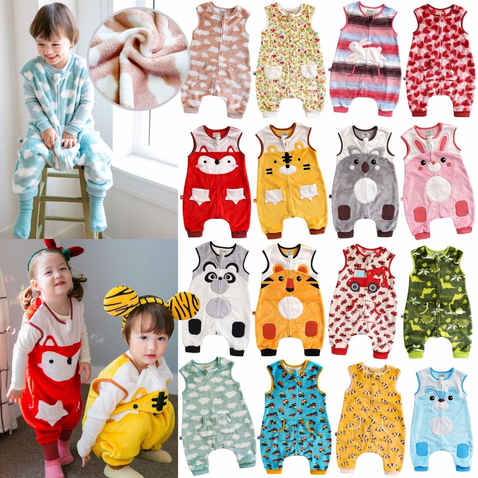 "Vaenait Baby Toddler Kids Clothes Blankets Sleepsack /""Cotton Buddy dino/"" 1T-7T"