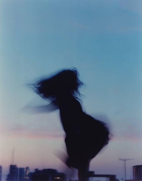 Image result for aesthetic blurry girl