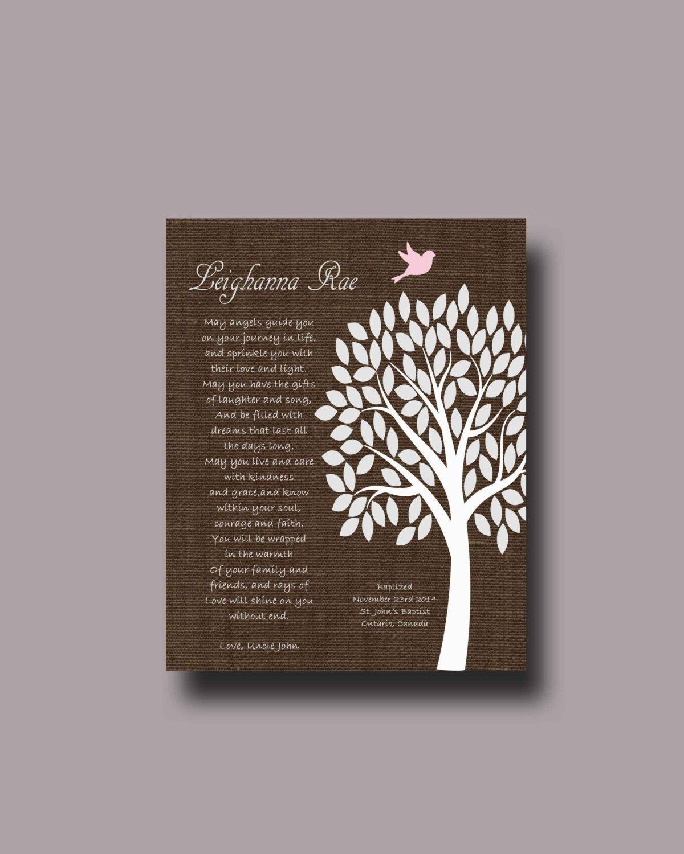 Goddaughter Gift Gift For Goddaughter By Whisperhills On Etsy