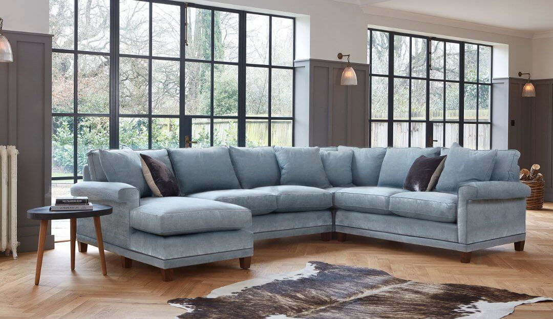 Haywood UShaped Sofa with Left or Right Chaise in 2020