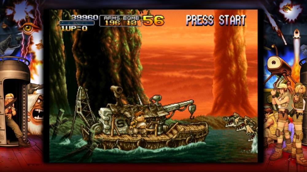 Metal Slug 3 PS4 Review Vulgar Knight metalslug