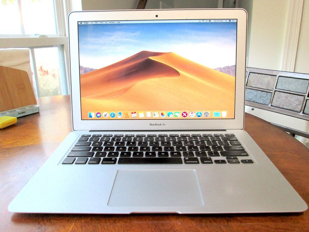 Apple Macbook Air A1466 13 3 I7 2015 8gb Ram 256gb Ssd Office 2016 Nice Apple Macbook Air Macbook Air Macbook