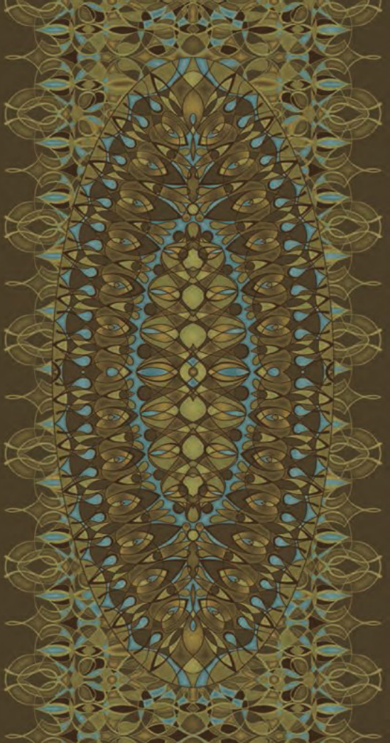Belle Epoch Collection,  1956 by Tai Ping  Design LX02855-1  Axminster inset Rug