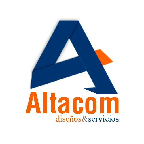 Logo de nuestra empresa AltaCom C.A.
