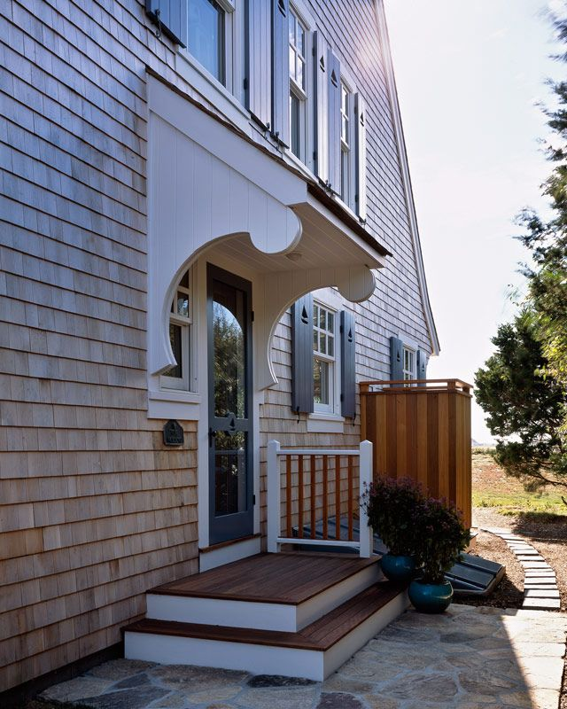 House Slide, House With Porch, Side Porch