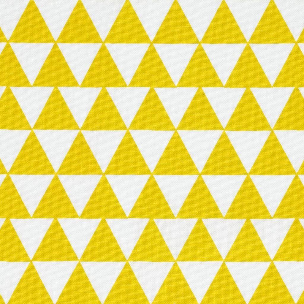 Tissu Coton épais Triangles Dakar Déco Tissus Maison Mondial