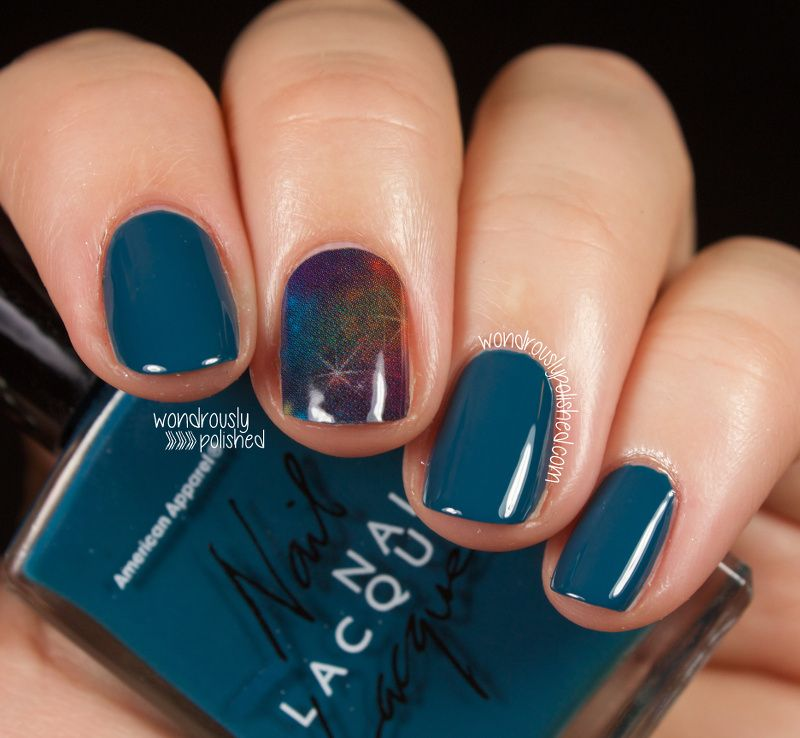 Jamberry Nails in Galactic - Review | Wondrously Polished ...