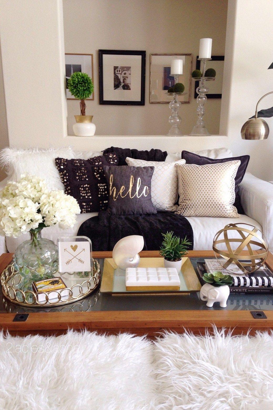 99 DIY Small Apartement Decorating Ideas (2 Living room