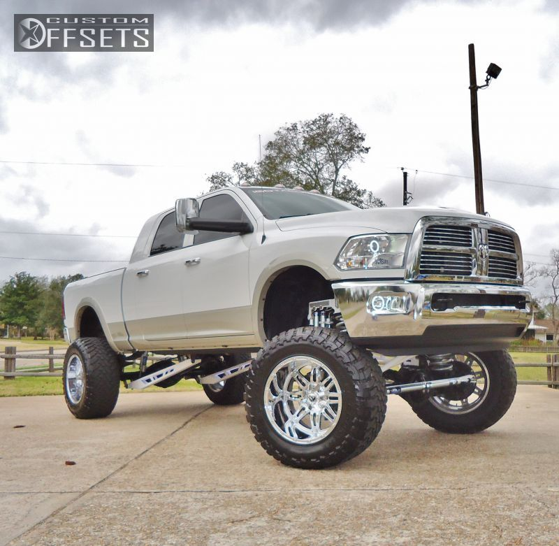 2009 Dodge Mega Cab Cummins Custom: 2014 Lifted Ram Mega Cab 2500