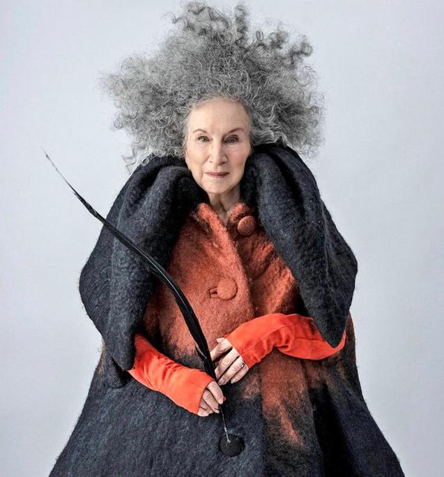 Margaret Atwood e il Racconto dell'ancella - Fantastic Nonna #margaretatwood