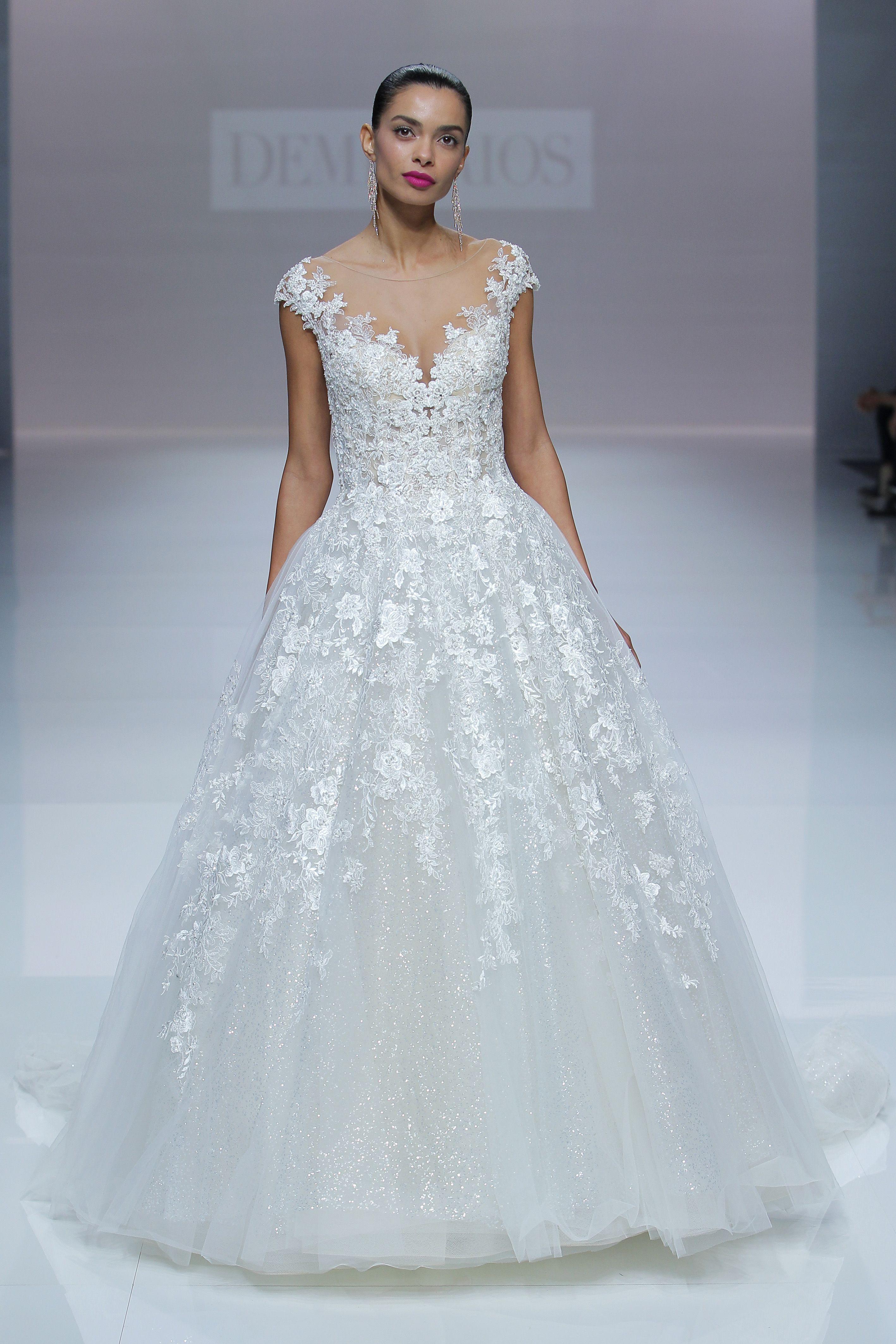 Vestido de Novia de Demetrios - DE 064 #wedding #bodas #boda ...