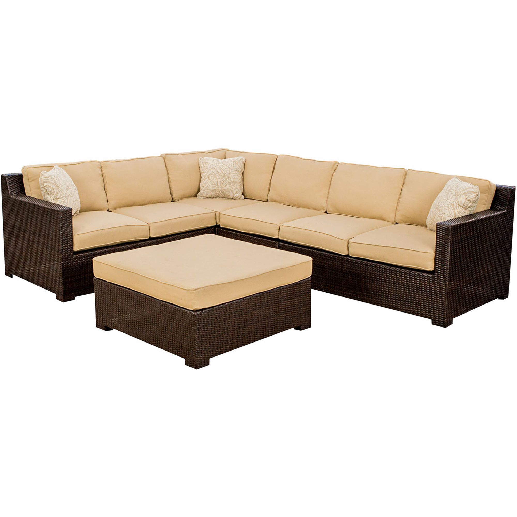 Hanover metropolitan piece sectional set bjs wholesale club