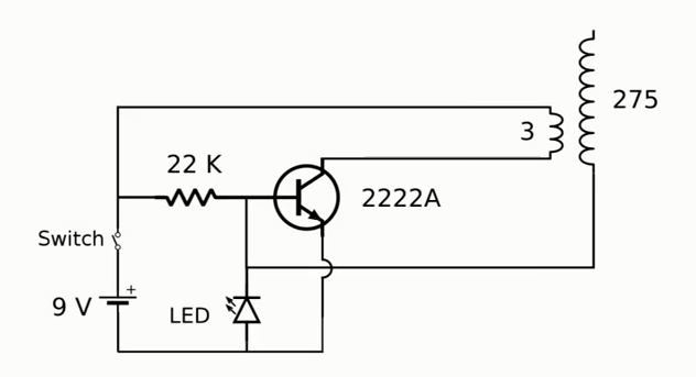 og - How does this Miniature Solid State Tesla Coil work ... Dc Tesla Coil Wiring Diagram on