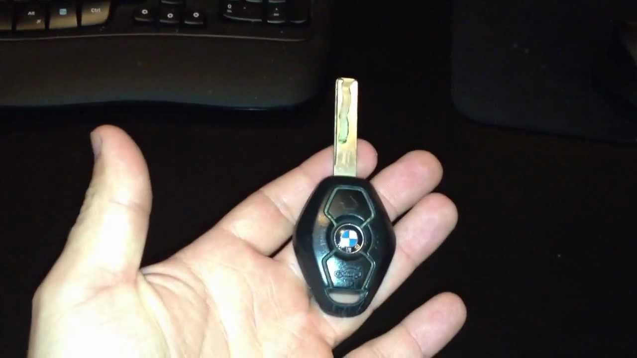 Video How To Change Battery How To Change A Battery In A Bmw Key Remote E46 E39 525i X3 X5 325i 330i 530 Bmw Key Bmw Key