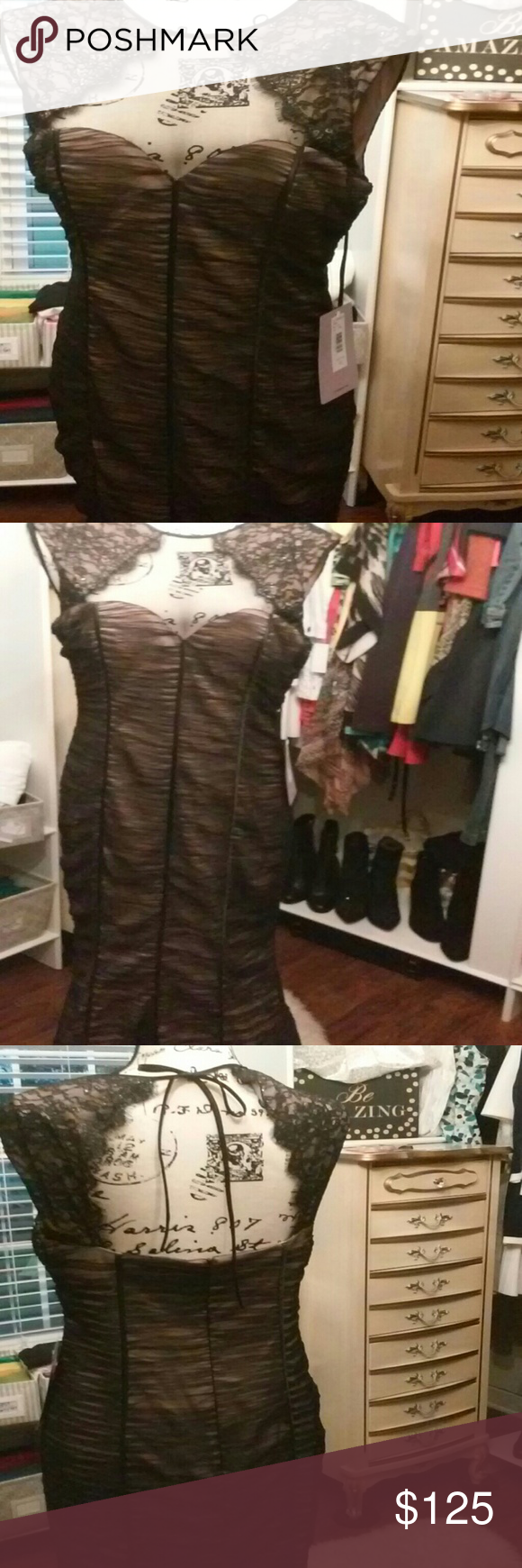 Gown New JS Collections Dresses Prom