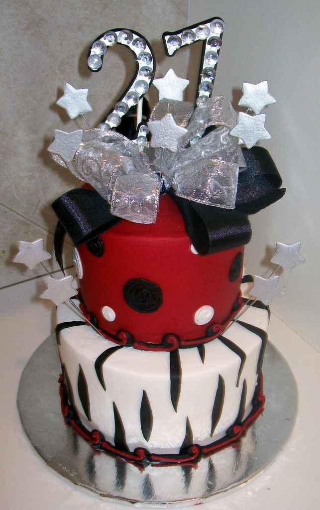 Birthday Gift Ideas For Boyfriend Turning 27 27th Birthday Cake